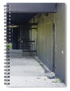Fort Within A Fort Spiral Notebook