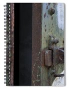 Fort Worden Detail 3586 Spiral Notebook