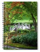Fort Worth Botanic Garden Spiral Notebook