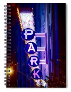 Fort Worth Parking Spiral Notebook