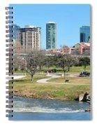 Fort Worth Trinity Park Spiral Notebook