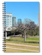 Fort Worth Wide Angle Spiral Notebook