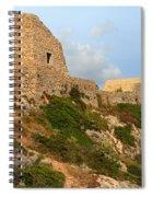 Fortress Belixe Spiral Notebook