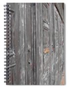 Fortress Doors Spiral Notebook