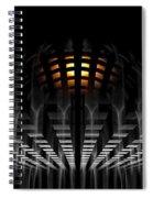Fortress Spiral Notebook