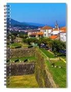 Fortress Walls Spiral Notebook