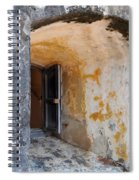 Fortress Window Spiral Notebook