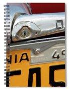 Forty Niner Spiral Notebook