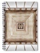Forward Or Up Spiral Notebook
