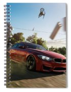 Forza Horizon 3 Spiral Notebook
