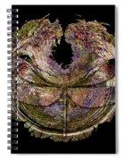 Fossil Spiral Notebook