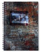Foundation Number Sixteen North Spiral Notebook