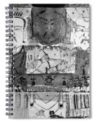 Founders Of Chinese Medicine, 5000�4500 Spiral Notebook