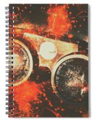 Foundry Formations Spiral Notebook