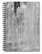 Fountain Play Spiral Notebook