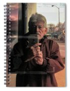 Fountain Square Theater Spiral Notebook