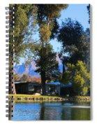 Fountains 2 Spiral Notebook
