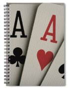 Four Aces Studio Spiral Notebook