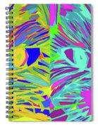 Four Cats Spiral Notebook