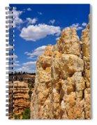 Four Finger Discount Spiral Notebook
