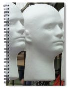 Four Heads Are Better Than One Spiral Notebook