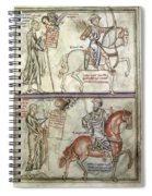 Four Horsemen, 1250 Spiral Notebook