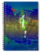 Four Spiral Notebook
