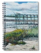 I'le Madame Fouras La Rochelle France 2016 Spiral Notebook