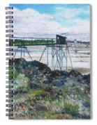 Fouras Village La Rochelle France 2016 Spiral Notebook