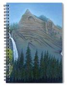 Fourmile Falls And Fall Creek Falls Spiral Notebook