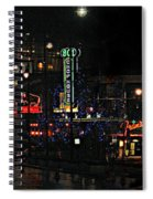 Fourteenth And Main Spiral Notebook