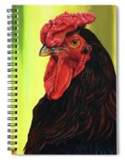 Fowl Emperor Spiral Notebook