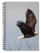 Fox River Eagles - 24 Spiral Notebook