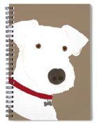 Fox Terrier Spiral Notebook