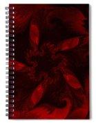 Fractal Garden 18 Spiral Notebook