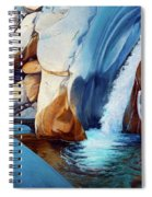Fragile Moments Spiral Notebook