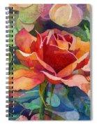 Fragrant Roses Spiral Notebook