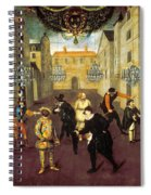 France: Comedy, 1670 Spiral Notebook