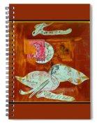 France Spiral Notebook