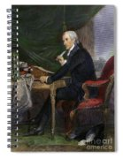 Francis Hopkinson Spiral Notebook