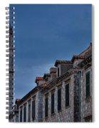 Franciscan Monastery Tower - Dubrovnik Spiral Notebook