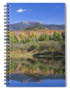 Franconia Autumn Reflections Spiral Notebook