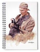 Frank Beebe Spiral Notebook