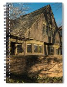 Frank Lloyd Wright Home And Studio Spiral Notebook
