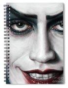 Frank N Furter Spiral Notebook