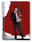 Frank Sinatra Pal Joey  1957-2015 Spiral Notebook