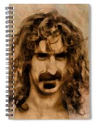Frank Zappa Collection - 1 Spiral Notebook