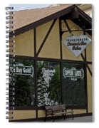 Frankenmuth Diamond And Gem Gallery Spiral Notebook
