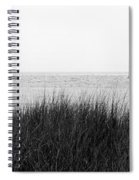 Frankfort North Breakwater Lighthouse Michigan Spiral Notebook