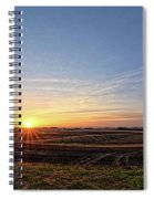 Franklin County Iowa Spiral Notebook